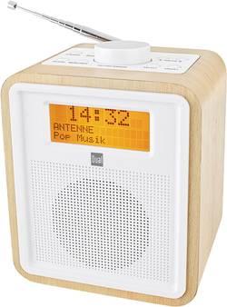 DAB+ radiobudík Dual DAB CR 27, DAB+, FM, dřevo