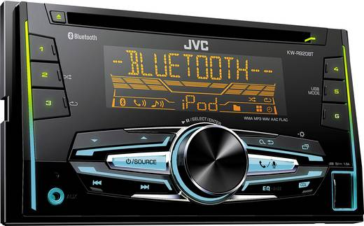 doppel din autoradio jvc kw r920bt bluetooth. Black Bedroom Furniture Sets. Home Design Ideas