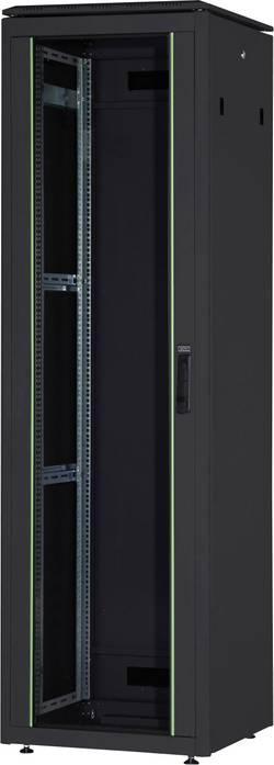 """10"""" skříň pro datové sítě Digitus Professional DN-19 22U-6/8-B-1 DN-19 22U-6/8-B-1, 22 U, černá (RAL 9005)"""
