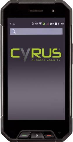 Image of Cyrus CS27 Outdoor Smartphone Dual-SIM 8 GB 11.9 cm (4.7 Zoll) 8 Mio. Pixel Android™ 5.1 Lollipop Schwarz