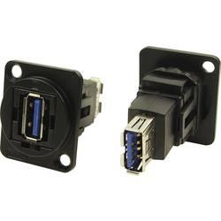 USB 3.0 adaptér, vstavateľný Cliff CP30205NMB CP30205NMB, čierna, 1 ks