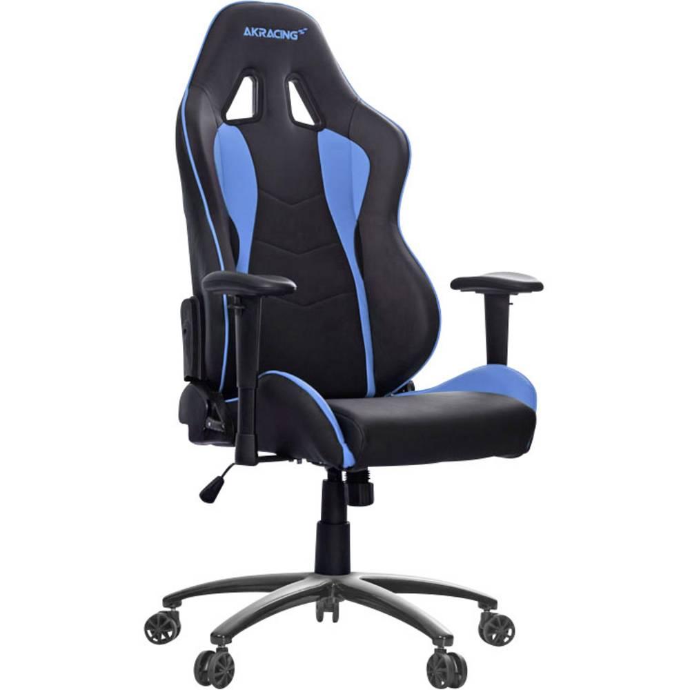 Gaming Stuhl AKRACING Nitro Gaming Chair Schwarz Weiß Im