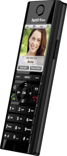 AVM FRITZ!Fon C5 Schnurloses Telefon VoIP Freisprechen, Babyphone, Headsetanschluss Farbdisplay Schwarz