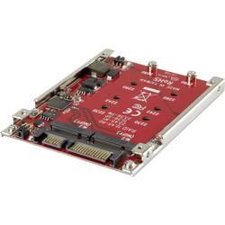 Kontrolní karta RAID Renkforce RF-2841812, [2x M.2 NGFF - 1x kombinovaná SATA zásuvka 15+7-pólová]