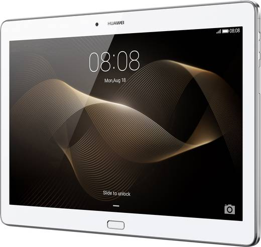 Huawei MediaPad M2 Android-Tablet () 64 GB Wi-Fi Silber Octa Core Android™ 5.1 Lollipop 1920 x 1200 Pixel