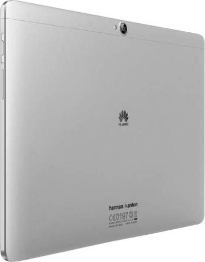 Huawei Mediapad M2 Android-Tablet 25.7 cm (10.1 Zoll) 1.5 GHz 64 GB eMMC 3 GB DDR3-RAM Android™ 5.1 Lollipop Wi-Fi Silb