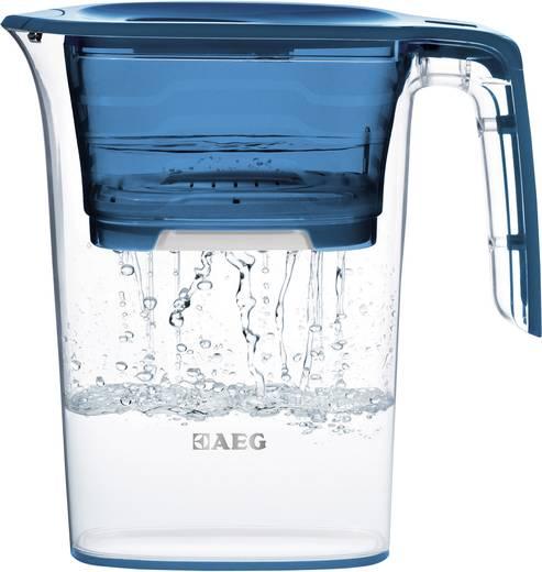 AEG Tischwasserfilter AWFLJ2 Aqua Sense Filterkanne Blau