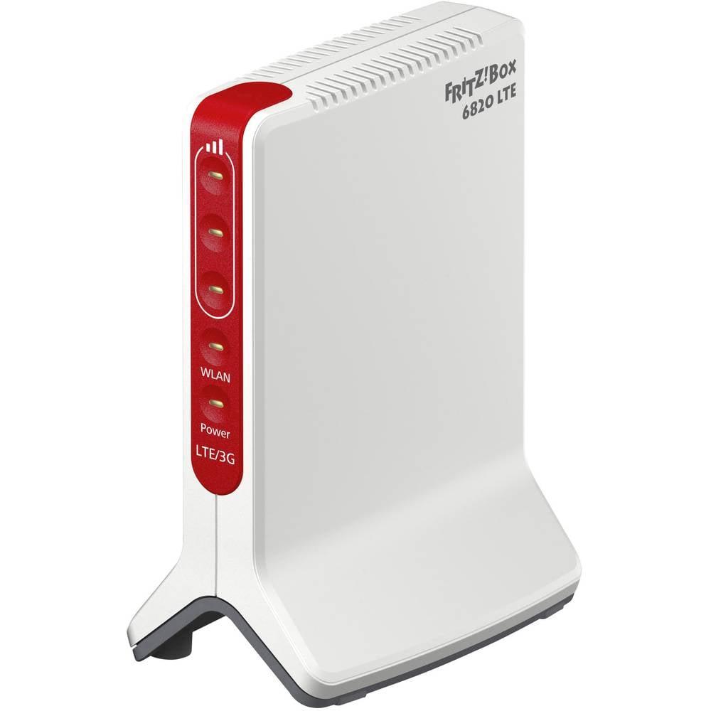 AVM FRITZ!Box 6820 LTE WLAN Router Integriertes Modem: LTE 2.4 GHz ...