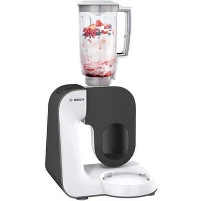 Bosch Haushalt MUM50E32DE Küchenmaschine 800 W Weiß, Anthrazit