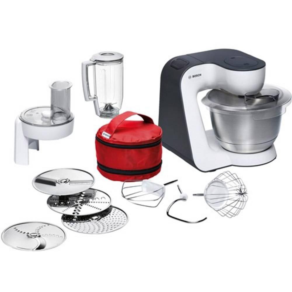Küchenmaschine Bosch Haushalt MUM50E32DE StartLine 800 W Weiß ...