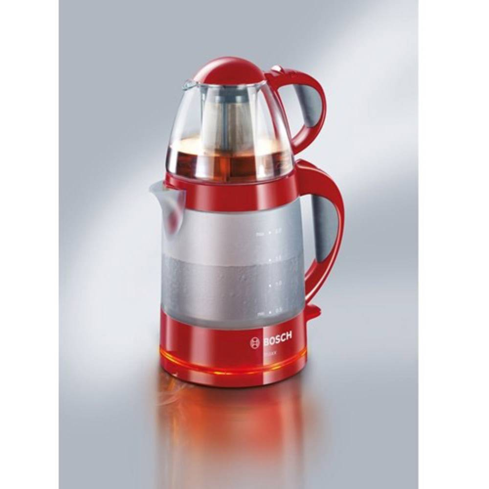 tea maker bosch haushalt tta2010 red light grey from. Black Bedroom Furniture Sets. Home Design Ideas