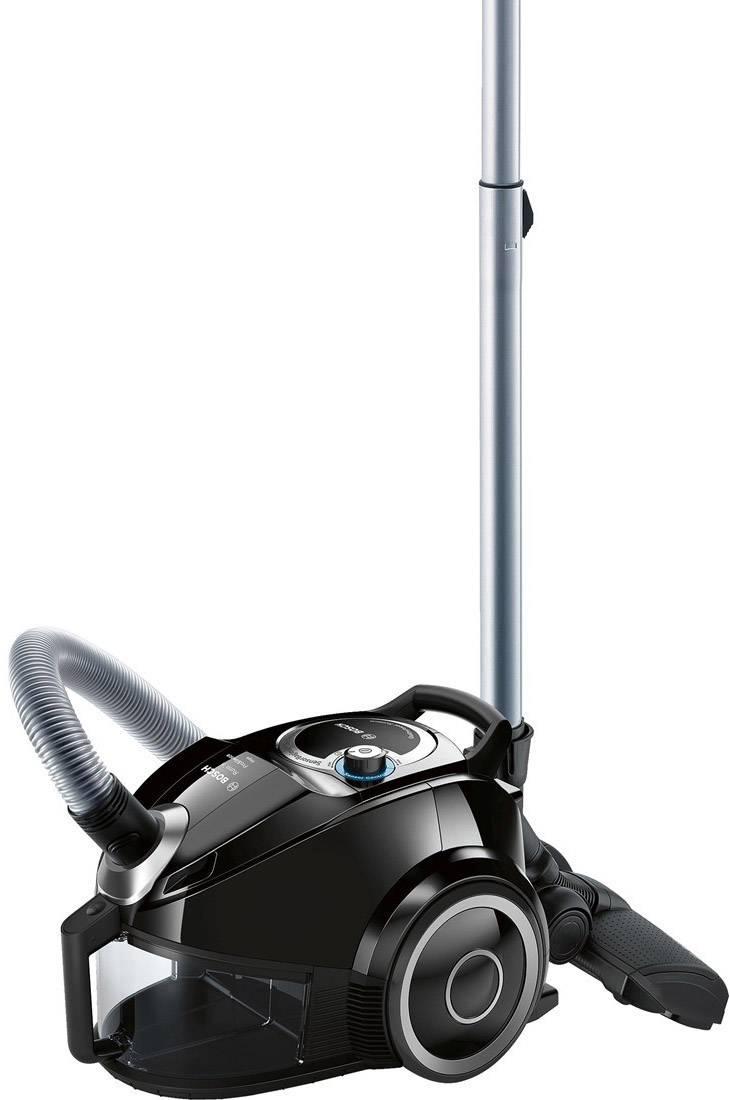 Bagless Vacuum Cleaner Bosch Haushalt BGC4U330 Runnu0027n EEC A Black
