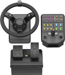 logitech gaming saitek farm sim vehicle side panel. Black Bedroom Furniture Sets. Home Design Ideas