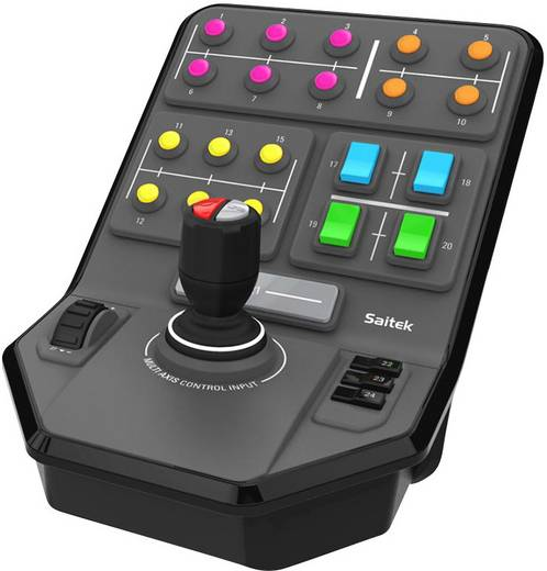 Logitech Gaming Saitek Landwirtschaftssimulator Set Lenkrad Usb Pc