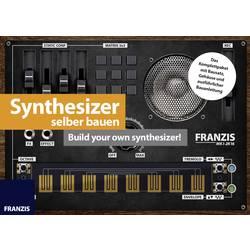 Sada syntetizátoru Franzis Verlag Synthesizer selber bauen 65341, od 14 rokov