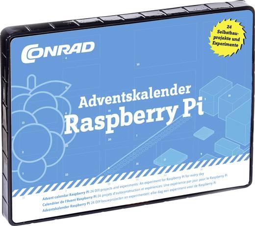 Adventskalender Conrad Components Raspberry Pi ab 14 Jahre