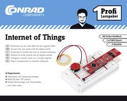 Výuková sada Conrad Components Profi Lernpaket Internet of Things 10215, od 14 let