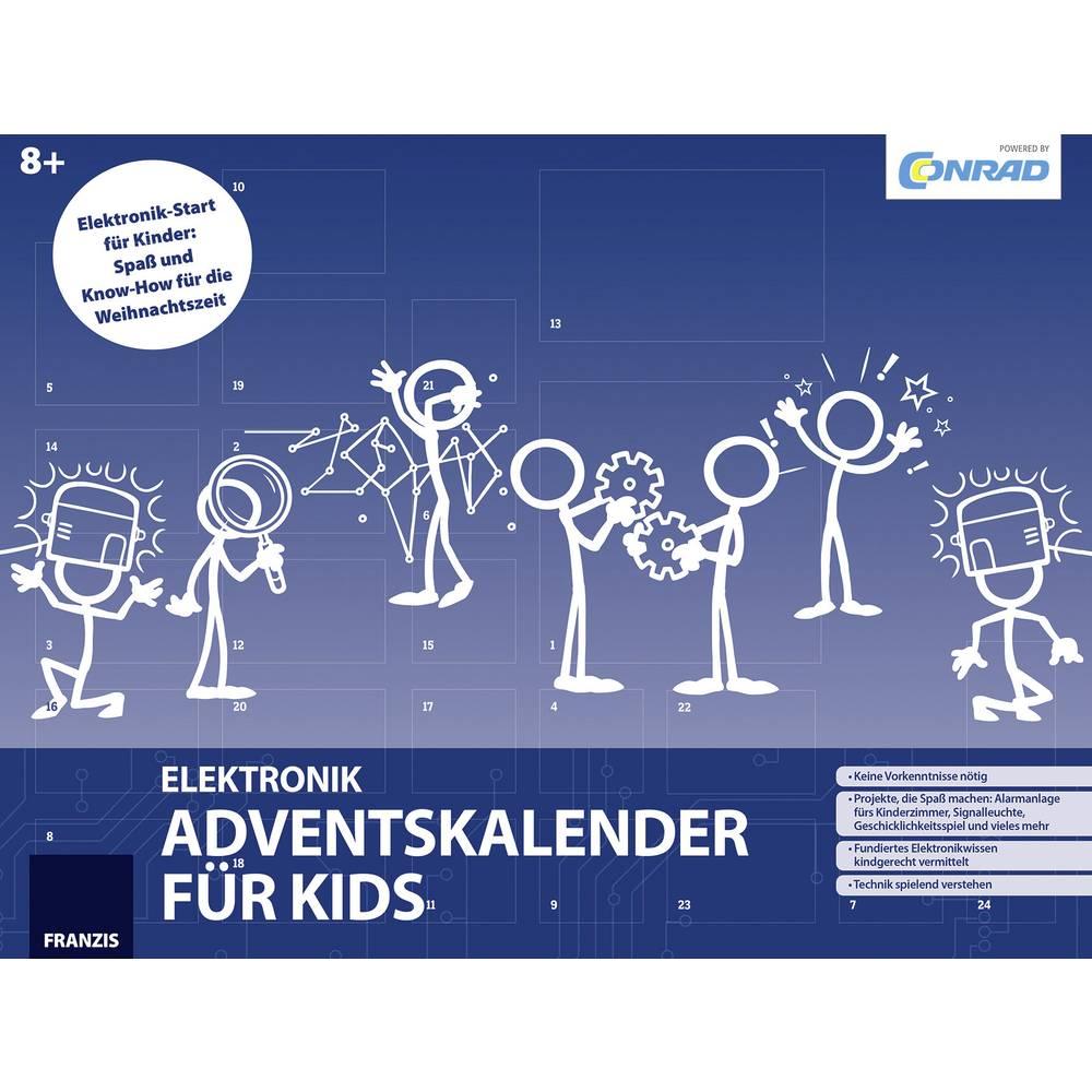 Conrad Components Elektronik Adventskalender für Kids from Conrad.com