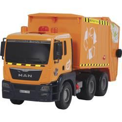 RC model smetiarského auta Dickie Toys stavebné vozidlo