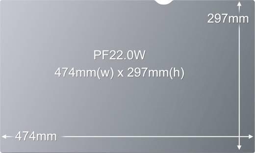 3M PF22.0W Blickschutz-Folie 55.9 cm (22 Zoll) Bildformat: 16:10 7000006412 Passend für: Monitor