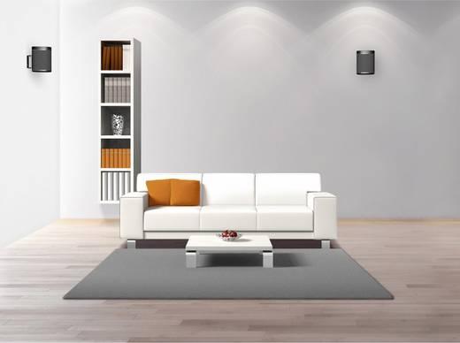 lautsprecher wandhalterung geeignet f r sonos play 1. Black Bedroom Furniture Sets. Home Design Ideas