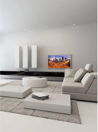 tv wandhalterung tilt premium vesa 400x400 165 cm 65 schwarz kaufen. Black Bedroom Furniture Sets. Home Design Ideas