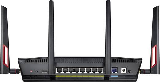 asus rt ac88u wlan router 2 4 ghz 5 ghz 3 1 gbit s kaufen. Black Bedroom Furniture Sets. Home Design Ideas