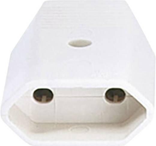 Bachmann 900.005 Eurokupplung Kunststoff 230 V Weiß IP20
