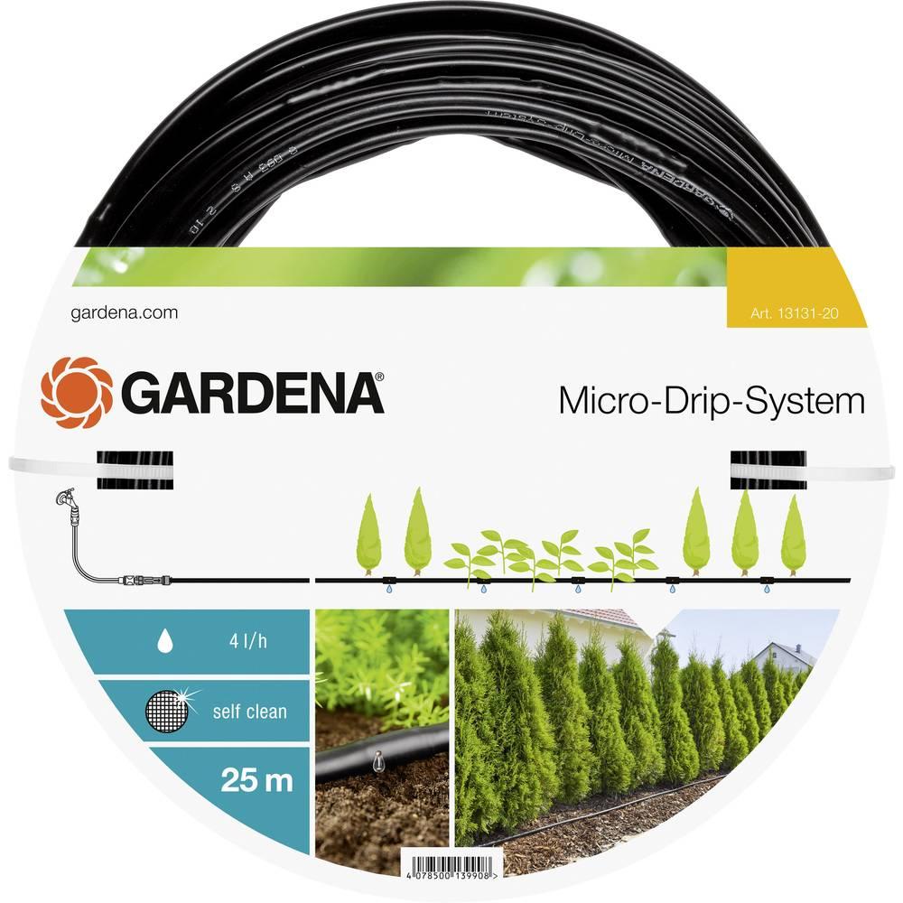 goutte goutte gardena micro drip system 13131 20 13 mm 1 2 25 m sur le site internet. Black Bedroom Furniture Sets. Home Design Ideas