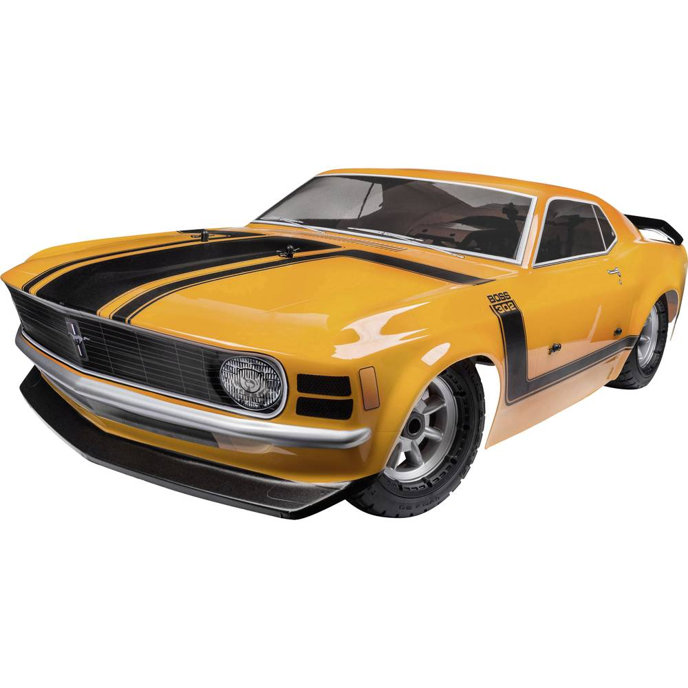 hpi racing baja 5r ford mustang boss 302 1 5 rc model car. Black Bedroom Furniture Sets. Home Design Ideas