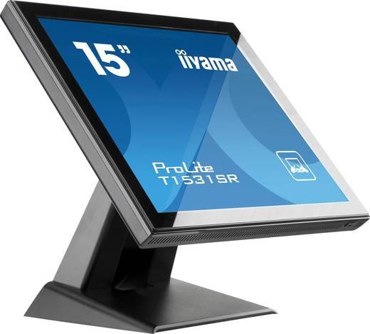 touchscreen monitor 38 1 cm 15 zoll iiyama t1531sr b3. Black Bedroom Furniture Sets. Home Design Ideas
