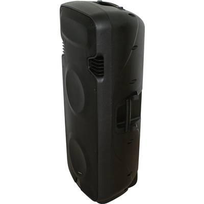 ibiza sound port238vhf bt mobiler pa lautsprecher 38 1 cm 15 zoll 1 st conrad electronic schweiz. Black Bedroom Furniture Sets. Home Design Ideas