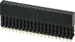 Zásuvka pro Raspberry Pi® Raspberry Pi®, Phoenix Contact PSTD 0,65X0,65/40-2,54, černá
