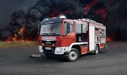 Model auta, stavebnice hasičského auta Revell 07452 Schlingmann HLF 20 Varus 4x4, 1:24