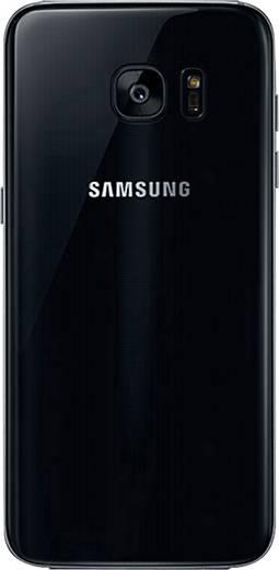 Samsung Galaxy S7 Edge LTE-Smartphone 14 cm (5.5 Zoll) Octa Core 32 GB 12 Mio. Pixel Android™ 6.0 Marshmallow Schwarz