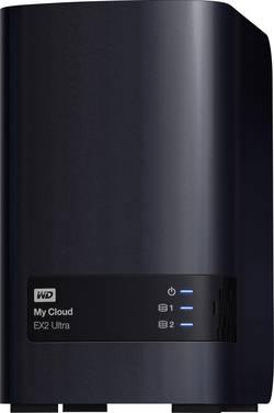 NAS server Western Digital My Cloud™ EX2 Ultra WDBVBZ0080JCH-EESN, 8 TB