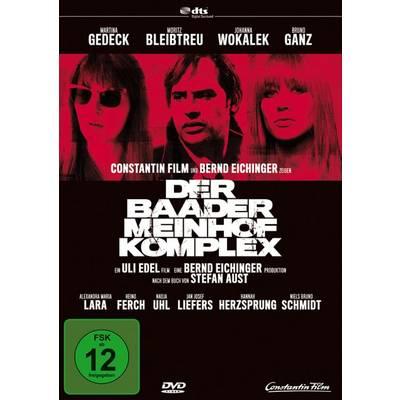 DVD Der Baader Meinhof Komplex FSK: 12 Preisvergleich