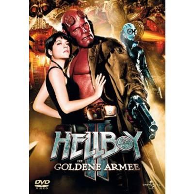 DVD Hellboy II Die goldene Armee FSK: 12 Preisvergleich