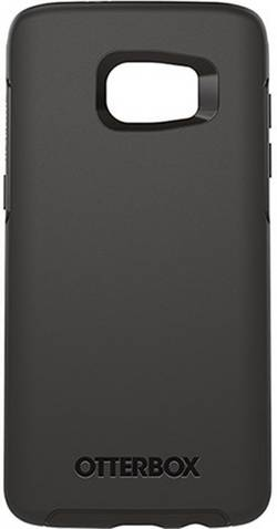 Venkovní pouzdro Otterbox Symmetry, vhodné pro: Samsung Galaxy S7 Edge, černá
