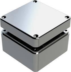 Boîtier universel Deltron Enclosures 487-121209A-68 aluminium gris 125 x 125 x 90 1 pc(s)