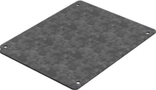 montageplatte l x b 174 mm x 103 mm stahlblech deltron. Black Bedroom Furniture Sets. Home Design Ideas