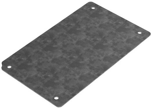 montageplatte l x b 108 mm x 80 mm stahlblech deltron. Black Bedroom Furniture Sets. Home Design Ideas