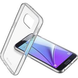 Zadný kryt na mobil Cellularline Clear Duo, vhodný pre: Samsung Galaxy S7, priehľadná