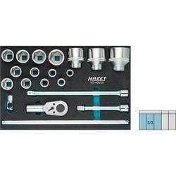 """Súprava nástrčných kľúčov Hazet 163-406/20, 3/4"""" (20 mm), 20-dielna"""
