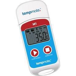 Datalogger tempmate M1, teplotní rozsah -30 až +70 °C teplota