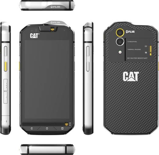 cat s60 outdoor smartphone mit flir w rmebildkamera. Black Bedroom Furniture Sets. Home Design Ideas