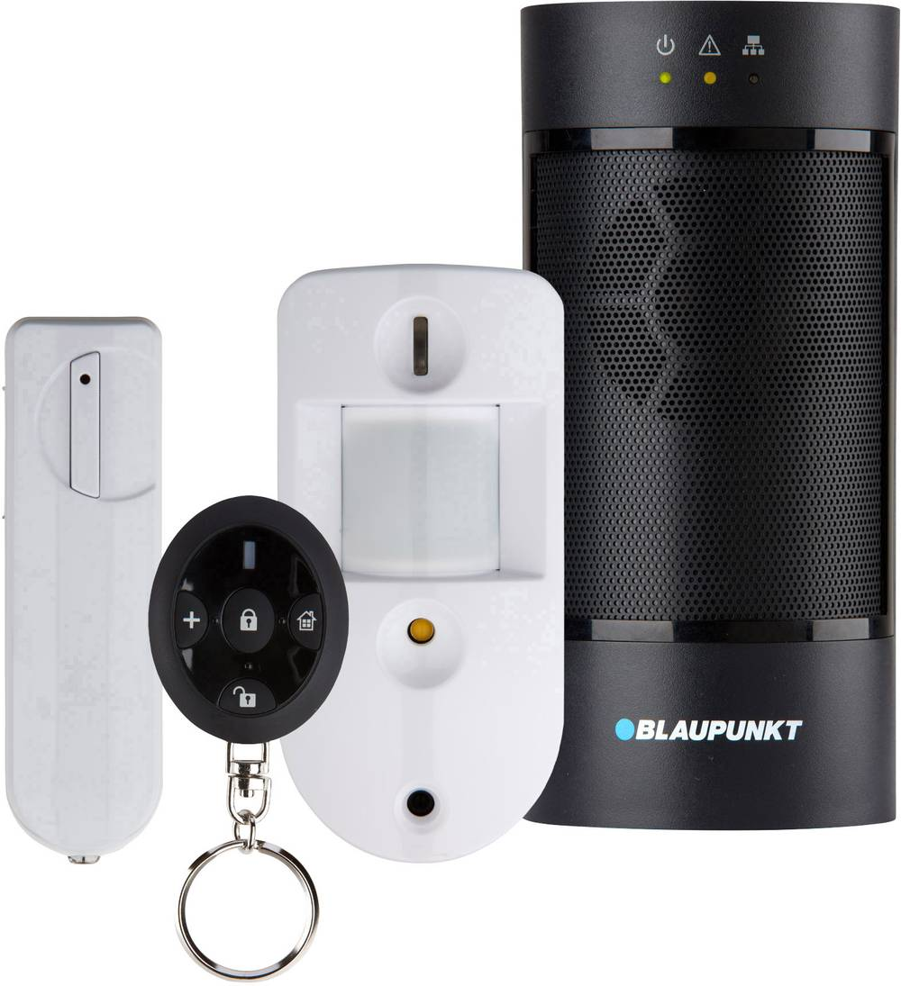 Wireless alarm kit Blaupunkt Q3200 from Conrad.com