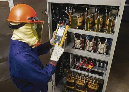 Scopemeter als Messgerät für Spannungssignale