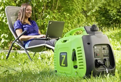 Zipper 4-Takt Stromerzeuger