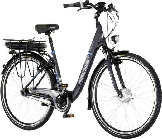 e bike mit trittantrieb fischer fahrrad ecu1401 proline anthrazit grau li ion 36 v 14 5 ah. Black Bedroom Furniture Sets. Home Design Ideas
